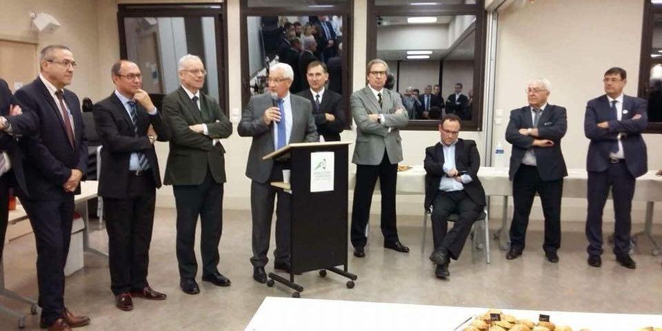 Election du nouveau pr sident de la chambre d agriculture de l ain patrick chaize s nateur - Chambre agriculture de l ain ...